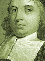 John Flavel (1627-1691) English Puritan Preacher and Author of The Mystery of Providence.