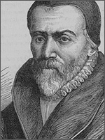 William Tyndale (d1536) English Reformer, Bible Translator & Martyr